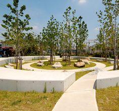 Hatsushiba PJ , Community Parks