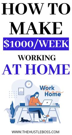 Earn Money From Home, Way To Make Money, Make Money Online, How To Make, Online Work From Home, Work From Home Jobs, Online Business Opportunities, Making Extra Cash, Online Jobs