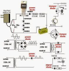 Diodes and their uses - Electrical Engineering Pics: Diodes and their uses