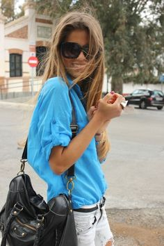 Discover the latest fashion trends from the most fashion forward women around the world. Passion For Fashion, Love Fashion, Fashion Trends, Future Fashion, Summer Outfits, Cute Outfits, Summer Clothes, Model Street Style, Spring Summer Fashion