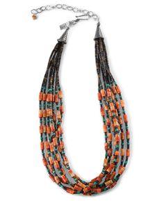 Orange Coral 5-Strand Tiny Beads 10899-3 $365.00  Orange Coral 7-Strand Tiny Beads 10899-4 $400.00