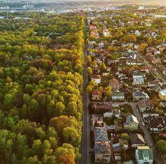 Through the Eyes of a Local: Around Kaunas with Photographer Andrius Aleksandravicius