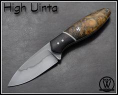 Ryan W Knives High Uinta