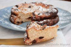 Giuli Foodie, le mie ricette in cucina: Cassola - Dolce di Ricotta e Zucchero