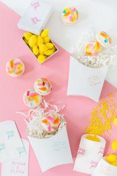 diy branded packaging on a budget   sugar & cloth