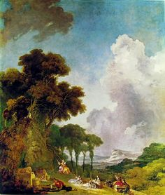 Autore: Honoré Fragonard Nome dell'opera: L'altalena Data: 1773-1776 Tecnica: olio su tela Collocazione attuale: National Gallery of Art, Washington