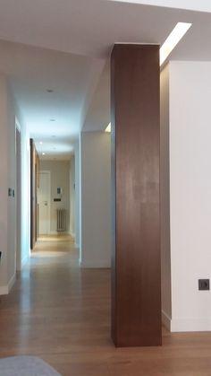 BERNAL-ITURRALDE Arquitectos. Reforma interior de vivienda. Calle General Almirante. Valladolid.