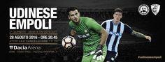 Domenica sera l'esordio casalingo dell'Udinese Calcio 1896. Ci vediamo allo stadio per una bella serata di calcio? :)  #skygaspower #partner #ForzaUdinese #Udineseempoli