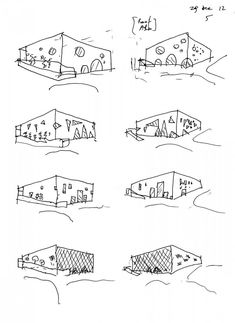 Grottammare Cultural Center / Bernard Tschumi Architects