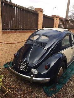 eBay: Vw Beetle split screen 1960