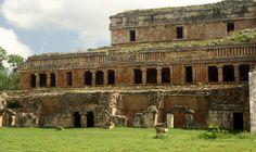 Zona Arqueologica de Sayil