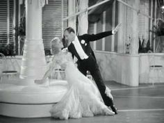 """A Fred & Ginger compilation, with """"Fred Astaire"""" by Emma Wallace as the soundtrack. Terrific!"""