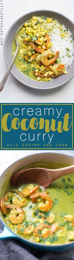 Creamy Coconut Curry