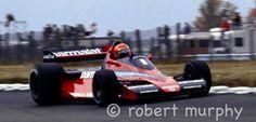 Niki Lauda BT46 Alfa Romeo In The Boot @ The Glen 1978 USGP