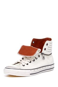 Converse John Varvatos Zip-Off High Top Sneaker by Converse on @HauteLook
