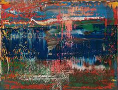 Abstract Painting [940-5] » Art » Gerhard Richter