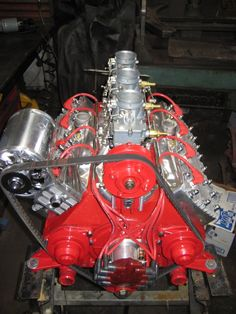 Flathead V8. I'm purring...