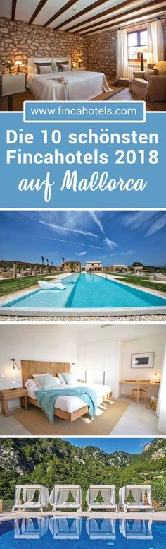 Die schönsten Finca- und Landhotels auf Mallorca