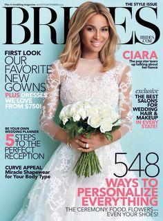 Sassy Blog CIARA #sassy #sassyblog #ciara #wedding #bride #mag #cover #coming soon #Ciara x #future