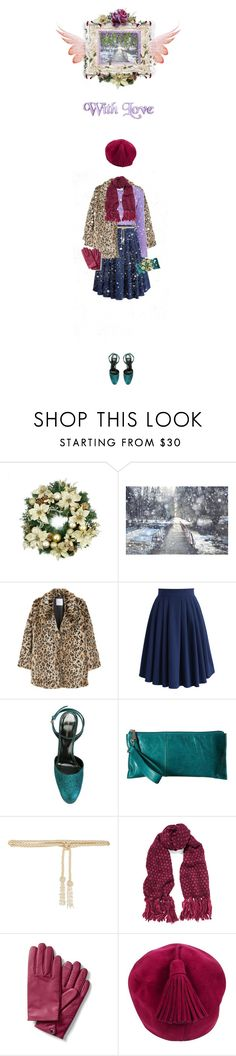 """""""Winter Wonder"""" by amourparis19 ❤ liked on Polyvore featuring MANGO, Chicwish, Ralph Lauren, Sergio Rossi, HOBO, Valentino, Laura Ashley, Karl Lagerfeld, Banana Republic and Givenchy"""