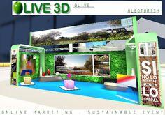 @InCloud_PromExt ya creo que estamos preparados para vuestra feria virtual de #Olive3d del 10 al 12 de Noviembre. ;)
