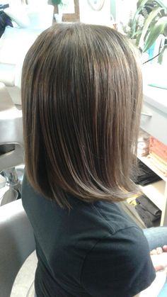 Soft Painting / Olaplex / Haircut