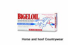 Bigeloil Quilted Poultice Leg Wrap 8 Pack These no mess poultices offer a quick and easy alternative to the traditional clay poultices