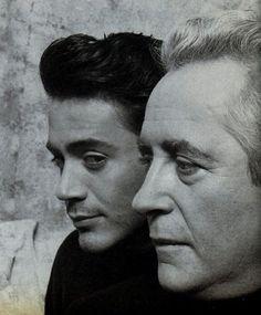 The Robert Downeys... w daddy <3 <3
