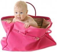 Diaper Bag Guessing Game