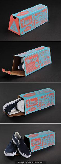 Shoebox-Packaging