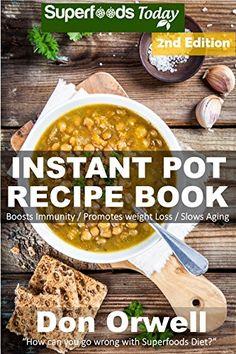 Instant Pot Recipe Book: 90+ One Pot Instant Pot Recipe B... https://www.amazon.com/dp/B01IGRQ066/ref=cm_sw_r_pi_dp_k59Ixb7YD28EG