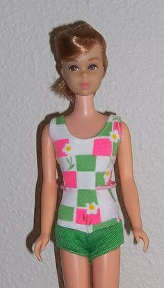 prototype sample francie doll red haired swirl | Flickr - Photo Sharing!