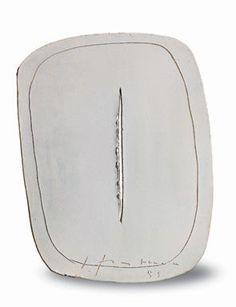 Lucio Fontana: Ceramics.