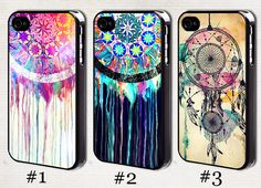 Bunte DreamCatcher iPhone 5 / 5 s / 5c Case iPhone 4 s von ZealJay,