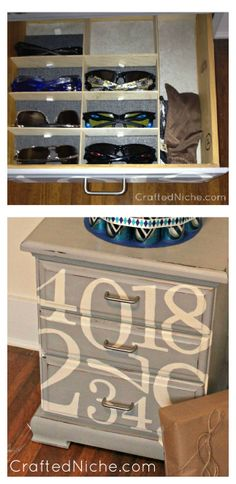 App Drawer Organizer Make Your Hown Sunglasses Organizer  Custom Drawer Insertfrom