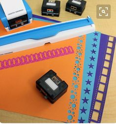 Creative Memories border maker for scrapbooking and paper crafting