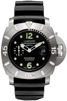 Luminor Submersible 2500m - 47mm PAM00285 - Collection Luminor - Officine Panerai Watches