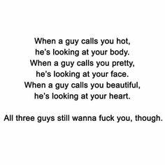 True tho