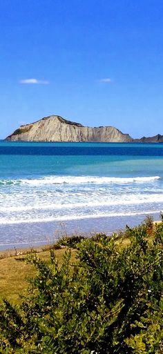 Waimarama Beach, Hawke's Bay, North Island, New Zealand. New Zealand North, Visit New Zealand, New Zealand Travel, Places Around The World, Around The Worlds, Islas Cook, Seen, South Island, Tasmania