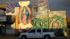Art a Day- Albuquerque Street Art on Coal & 10th #ArtisticNM