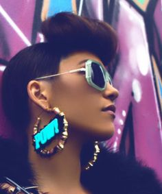 POW Bamboo Earrings