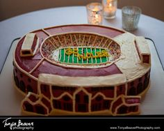 Florida State University Groom's Cake   blog.tonyabeaverphotography.com