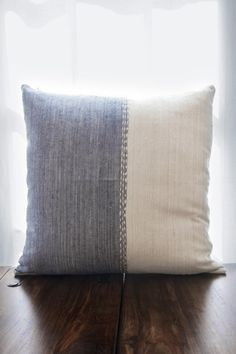 Stitched Pillow