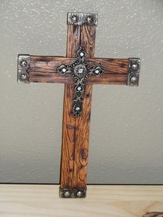 """Determine more details on """"metal tree art wall"""". Have a look at our internet site. Wooden Crosses, Crosses Decor, Wall Crosses, Mosaic Crosses, Metal Tree Wall Art, Metal Art, Rustic Cross, Burlap Cross, Old Rugged Cross"""