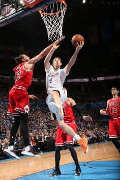 Chicago Bulls vs. Oklahoma City Thunder - Photos - March 15, 2015 - ESPN