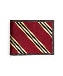 Brooks Brothers Men's BB#1 Repp Wallet