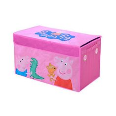03ec3db937 Peppa Pig Storage Trunk Trunk Furniture, Kids Furniture, Storage Trunk,  Storage Chest,