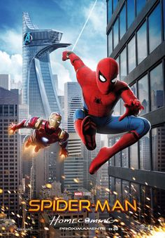Two new international posters for the upcoming Marvel Studios and Sony Pictures film Spider-Man: Homecoming has been released. Marvel Fanart, Films Marvel, Marvel Heroes, Marvel Avengers, Marvel Movie Posters, Spiderman Marvel, Superheroes Wallpaper, Avengers Wallpaper, Movie Posters