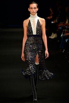 Altuzarra - afsluiting  - Catwalk Queen: Julia Bergshoeff - Fashion Week - Fashion