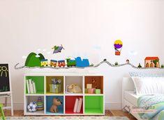 Una habitación infantil debe ser un espacio del hogar donde los niños encuentren paz y tranquilidad. Debe ser su refugio.